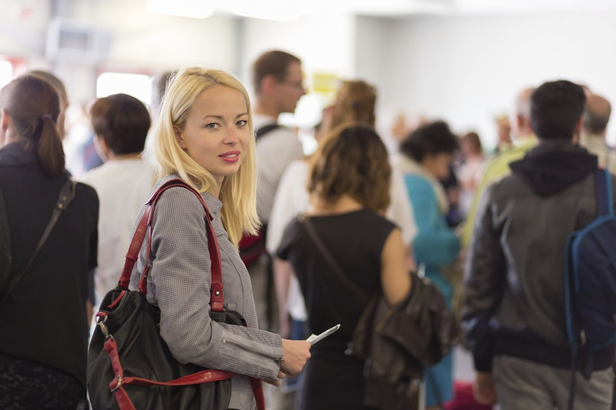 Security lines can be arduous. Be prepared, keep the line moving: @TSA advice: