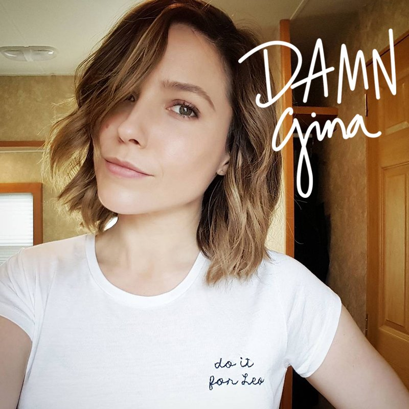 I'm in love with @sophiabush and I don't care who knows! LOL, catch the #DAMNGina on my app https://t.co/Q4sIvI6yM8 https://t.co/LgIc0RDDrZ