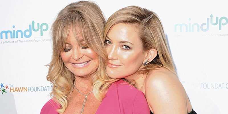 Kate Hudson and @goldiehawn share their MothersDay plans: 'We'll all get in bed and eat'