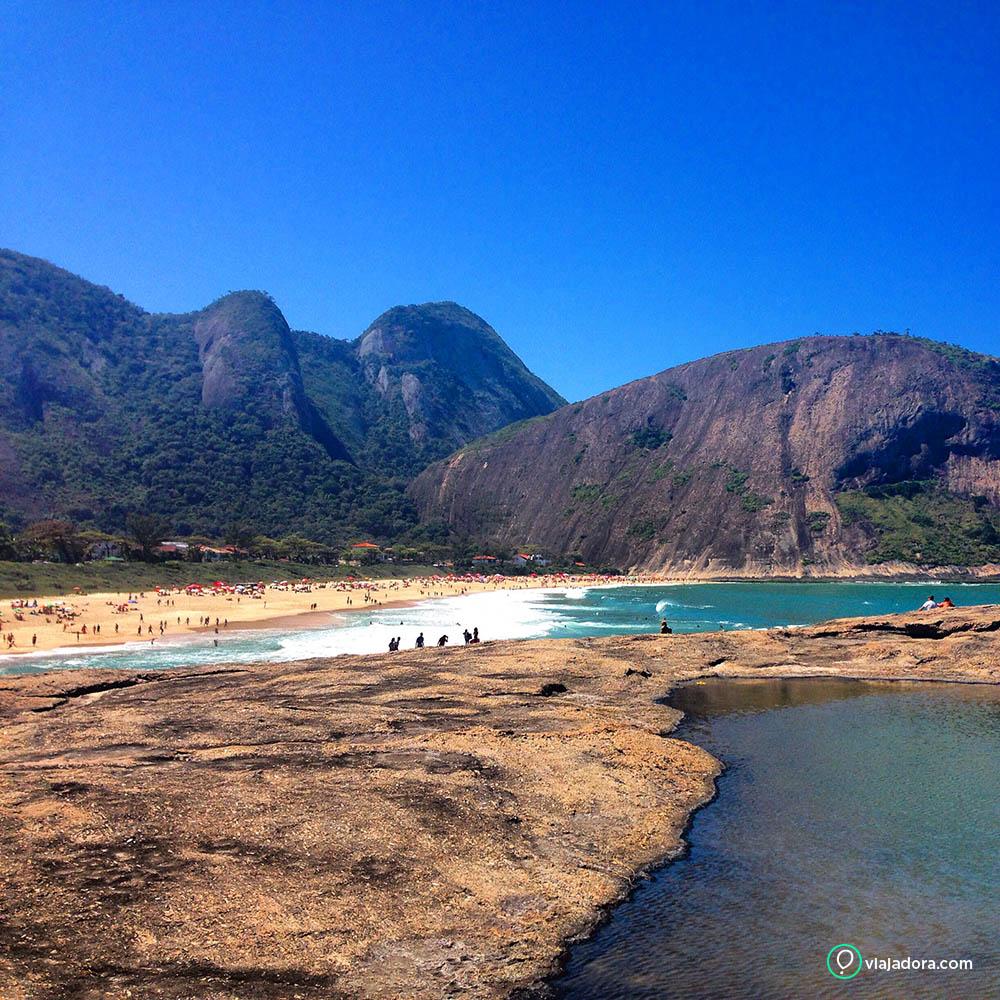 Itacoatiara: a melhor praia do Rio de Janeiro fica em Niterói! https://t.co/XHZzEFNLgT https://t.co/lxIEBuzeYS