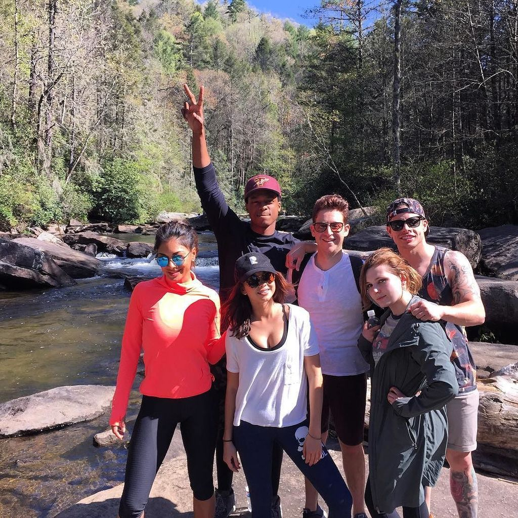 #dirtydancing #squad #northcarolina https://t.co/yFbAjGzy8L https://t.co/xIeKbtQq52