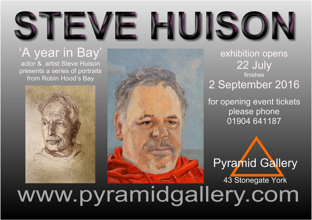 My exhibition of new works opens in York July 22nd at @pyramidgallery. Pop in and say hi if you're passing. https://t.co/Bn0k43qgxM