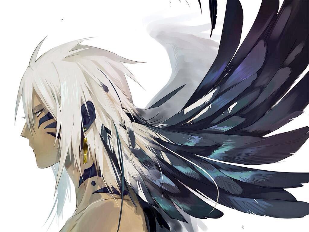 ド古い上にこれしかないけど総隊長 #繋がらなくていいから俺の羽根を見てくれ https://t.co/5APyc9kyWC