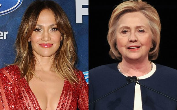 Hillary Clinton has a message for Jennifer Lopez about