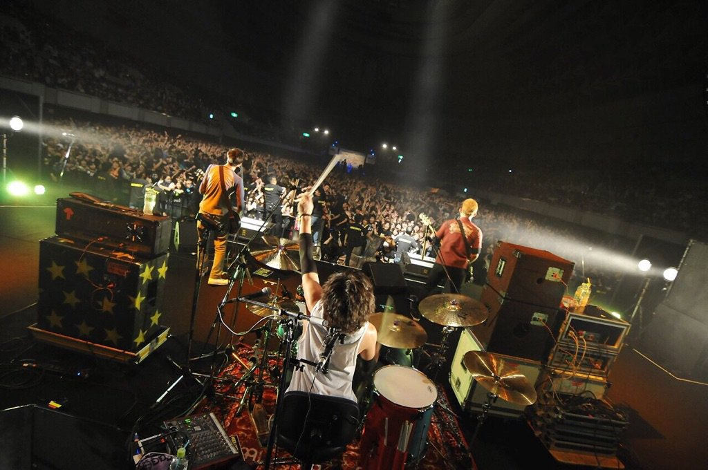 COMIN'KOBE最高でした!!! 1日限りでしたが本当にありがとうございました!!!SEE YOU!!! #カミコベ photo by rockey https://t.co/f0YvGeTTO1