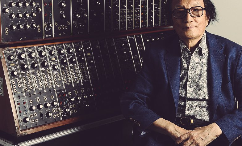 We are losing our heroes... RIP Tomita. 1932-2016 https://t.co/U9hmIldRBB
