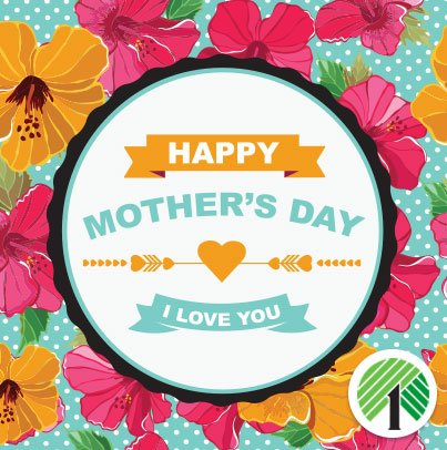Happy Mother's Day! Retweet this photo and wish your mom a wonderful day. https://t.co/NWN1ikMIko