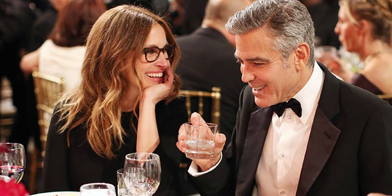 6 times Julia Roberts and George Clooney's friendship gave us all the feels