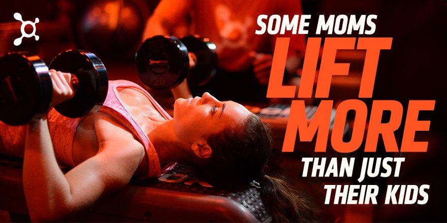 #HappyMothersDay to all the #Orangetheory Nation Moms! You're an inspiration to your kids and to us. #KeepBurning https://t.co/AElNgJ20nZ