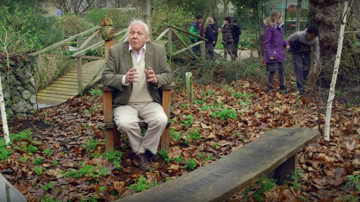 """No one will care about what they have never experienced"" - Sir David explains why kids need nature. #Attenborough90 https://t.co/3ezSdKe8jy"