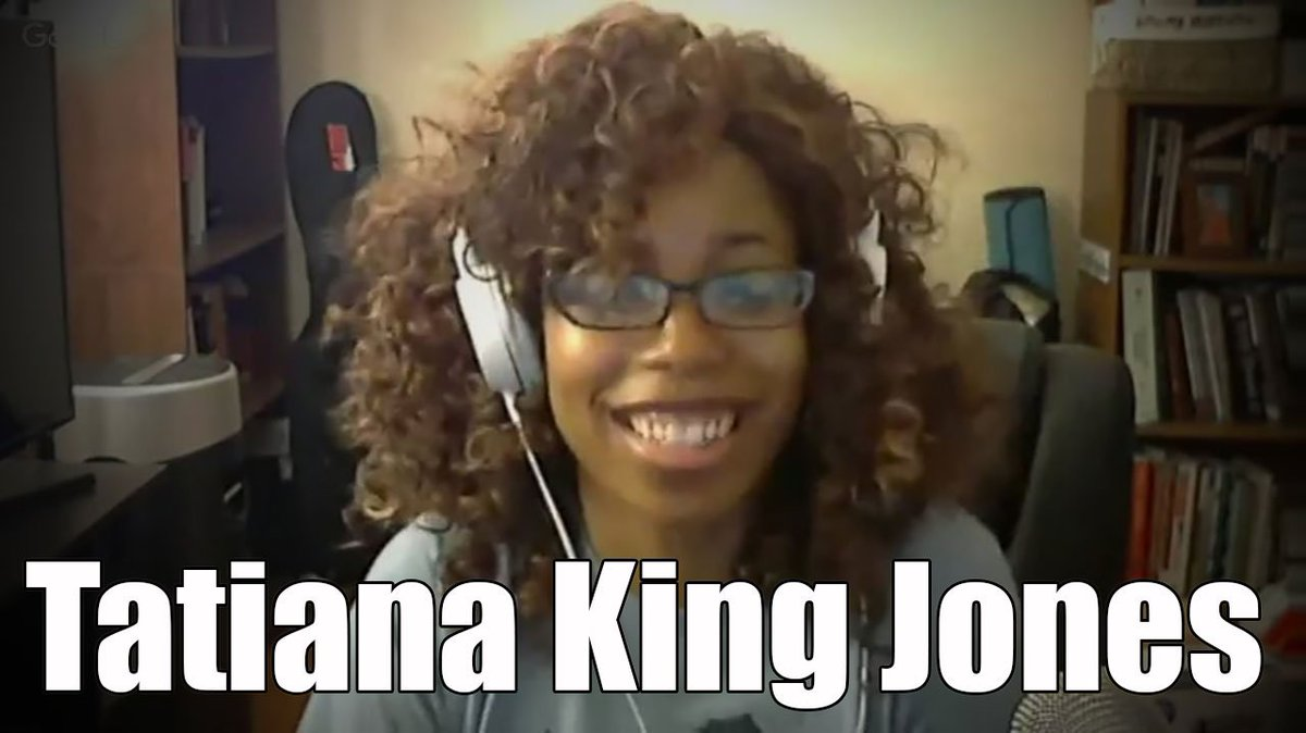 .@TatianaKing on Podcasting, Gaming and Geek Culture https://t.co/M9SdJmmOfB - RT!