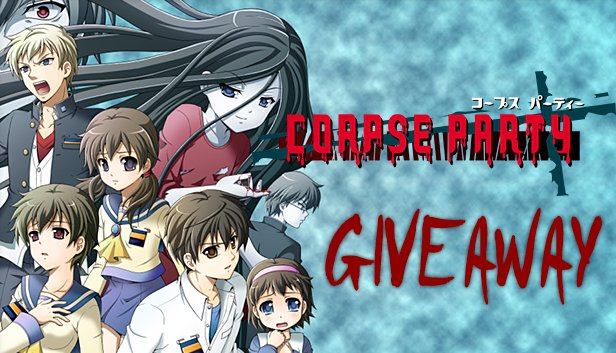 We've got a Corpse Party PC (Steam) code up for grabs! Follow and RT to win! (We must be able to DM you!) https://t.co/9xaJHKs9Rb