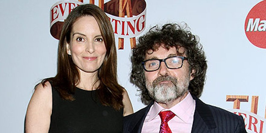 Tina Fey and Jeff Richmond enjoy date night at the Broadway opening of Tuck Everlasting