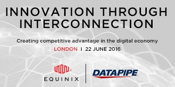 #LDNTechWeek with @Equinix will be here before you know it. Register for this free event: https://t.co/rNKohWbXcx https://t.co/58cyYrjW7t