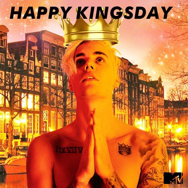 HAPPY #KINGSDAY!