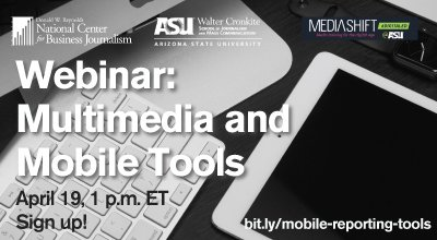 Did you miss our @MediaShiftOrg webinar featuring @journtoolbox? Watch the replay! https://t.co/E1YltPSw8b https://t.co/zk2b4et15A