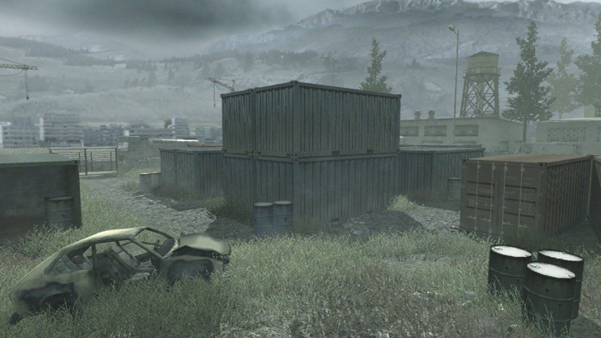 For real, I could care less about the new COD. But I will play the crap out of some COD 4 ... 1v1 me on Shipment ! https://t.co/kGhCjlddRF