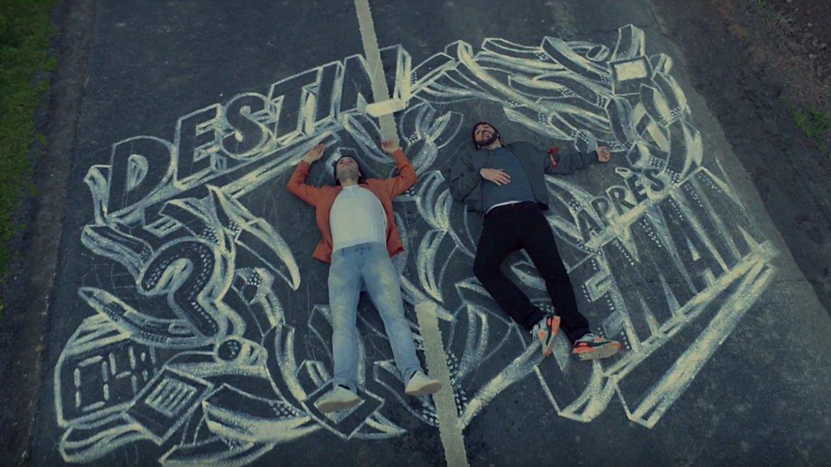 "WATCH IT: Casseurs Flowters ""Inachevés"" (Greg & Lio, dir.) https://t.co/D0ba6Oi5Oj #video #musicvideo https://t.co/8yNfRP0en3"