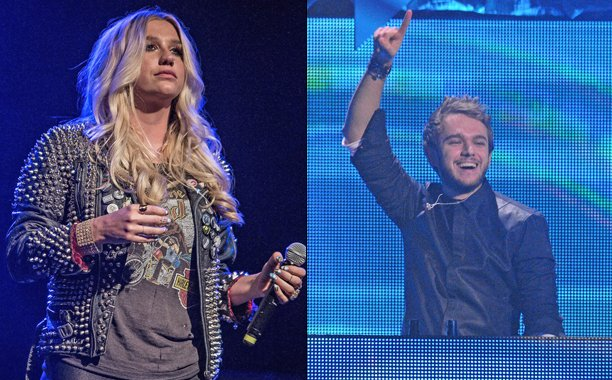 Kesha hits the studio with Zedd following Coachella performance: