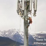 #Cellphone tower work underway on the campus of @FLCDurango #Durangoco see @DurangoHerald https://t.co/4wbxxSlDIt