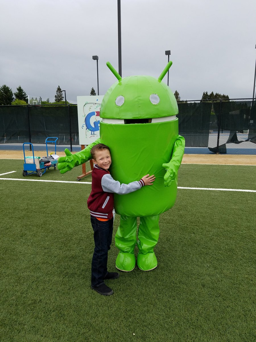 Take Your Child To Work Day at @google https://t.co/ES6xMQu0xe