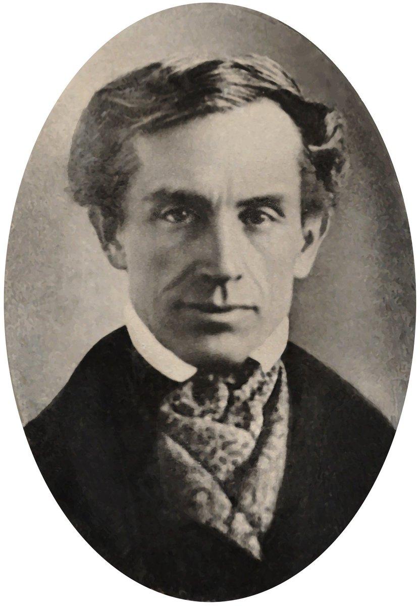 #SamuelMorse, inventor of Morse code & the telegraph, was born #OTD in 1791. Ditdit, #HamRadio ops!  #MorseCodeDay https://t.co/jQ75Q0r9ct