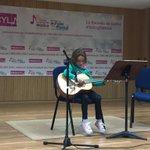 Hoy hemos continuado con las audiciones del aula de guitarra de la Escuela de Música de .@AyuntamientoVLL :) https://t.co/MIUbhbx9Rv