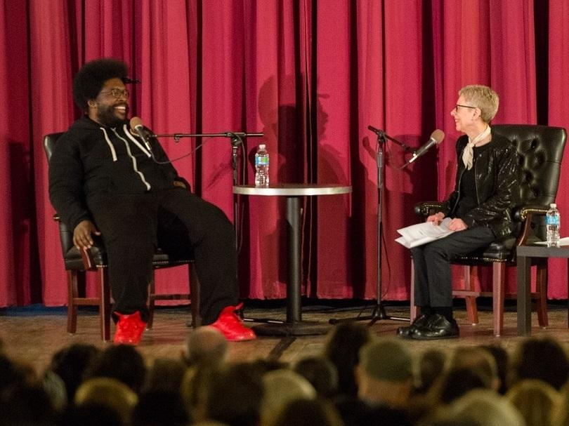 Questlove On Prince, Doo-Wop And The Food Equivalent Of The 'Mona Lisa' on @nprfreshair https://t.co/lkuTQn15ji https://t.co/h6ZrIoVDbH