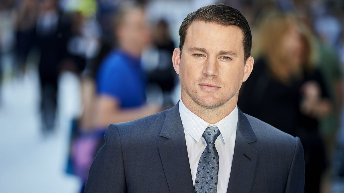 since people seem to love looking at channing tatum's face
