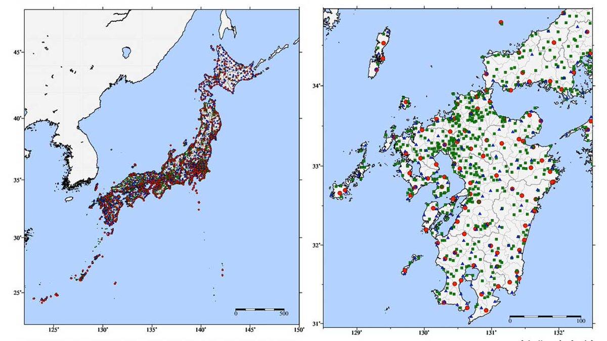 【テレビ報道者も間違う「震度最大10」の誤解】熊本地震に関する報道の中で耳にした「震度8の地震が来たら…」。あり得ない言説に唖然とした。 https://t.co/eKZOcH3HH3  #日経ビジネス https://t.co/rEhPWmfvDZ