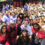 Continuamos con el programa d Turismo Social en Cancún hoy mas de 200 niños visitaron el barco pirata @PaulCarrillo2 https://t.co/i26xYkKjYX