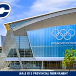 Its time for the Male U15 Provincial Tournament! Check out the schedule + rosters: https://t.co/OMrIFhc04y https://t.co/s4GOuGUdGA