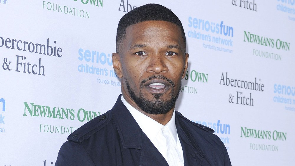 Jamie Foxx circling comedy 'The Happytime Murders'