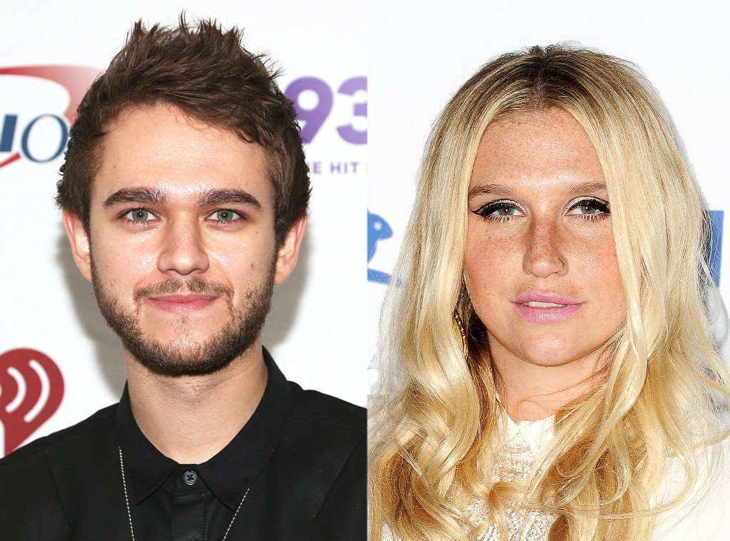 Kesha and Zedd are about to put their own spin on