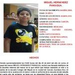 Ayudanos a encontrar a este pequeñin. @VivoEnCancun #AlertaAmberCancun https://t.co/ijrPncfNWH