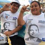 #LaCarlosSeñal en los recorridos de hoy como símbolo de la unión y esperanza en #QuintanaRoo https://t.co/DeuvJfqUHN
