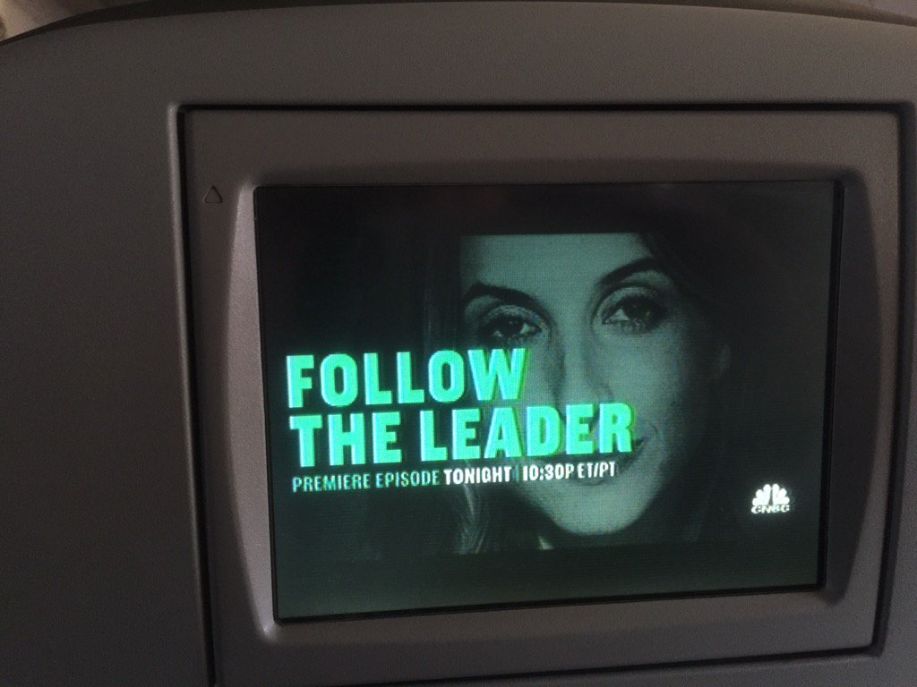 Less than an hour away from #followtheleader with @FARNOOSH on @CNBC