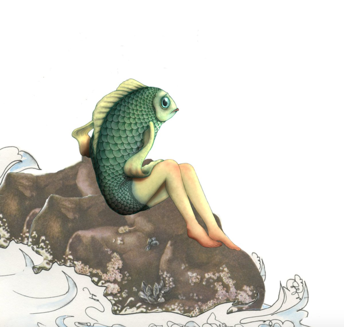 RT @hitRECord: Animators, let's bring the tale of this sad mermaid to life — https://t.co/OL4bfMJEur https://t.co/MRIyqv6VYj