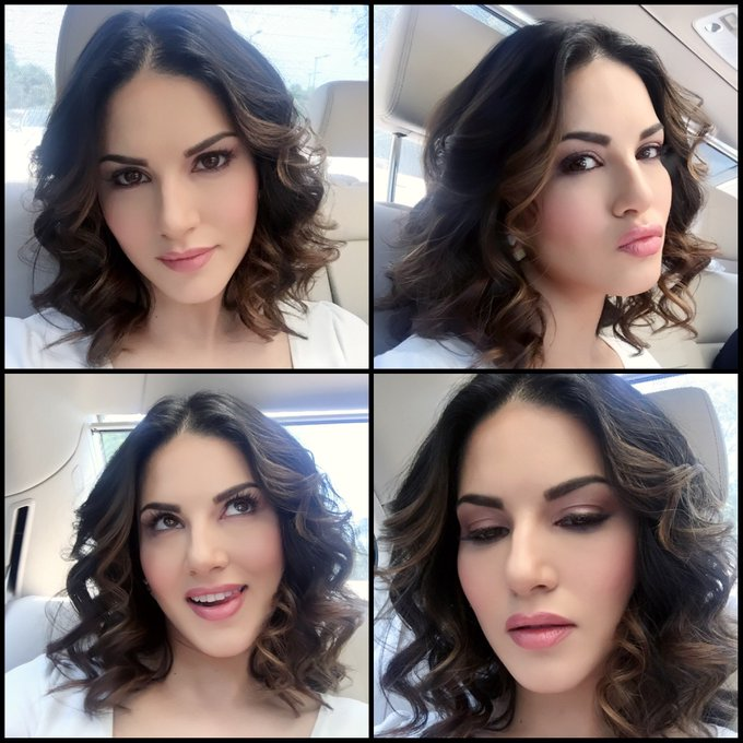 Love my hair and make up today!! So fresh!! Make up and hair magic by Nitasha Wahi and Tomas Moucka https://t