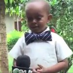This young Kenyan man is 16 yrs old & is determined to succeed in life despite shortcomings