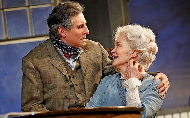 Jessica Lange is wonderful in the 'Long Day's Journey Into Night' revival. Our stage review: