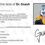 Before I forget Smashville, here is your doctors note for tomorrow. https://t.co/P2FOvnbyvN