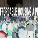 Make affordable housing a priority rally! #Vancouver #bcpoli #vanpoli @CityHallWchVAN https://t.co/fHUsPp7NZj https://t.co/AfExaZkQN3