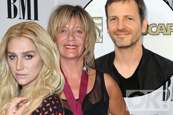 Kesha's mum Pebe Sebert drops legal case against Dr Luke: