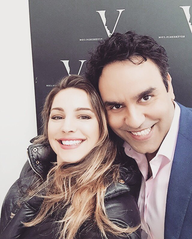 My other secret man! Natural antiageing @sachmohan @revereclinics and #nofillersneeded https://t.co/6w0KP3Nwyl