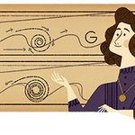 #GoogleDoodle honours the birthday of British engineer, mathematician, physicist and inventor, Hertha Marks Ayrton. https://t.co/fzr6MT1UcR
