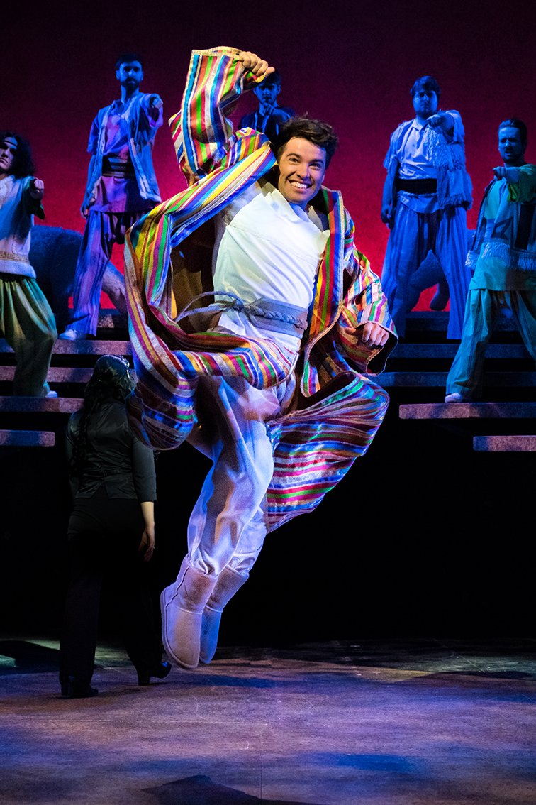 EXTRA MATINEE ADDED @JosephMusical with @joemcelderry91 on Wed 6 July due to public demand https://t.co/RCJpycw7wY https://t.co/v8NJz74e4d