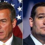 "Ex-Speaker John Boehner calls Ted Cruz ""Lucifer in the flesh"" in interview at Stanford. https://t.co/Dnf9lSFbTw https://t.co/SpJAD8vkWs"