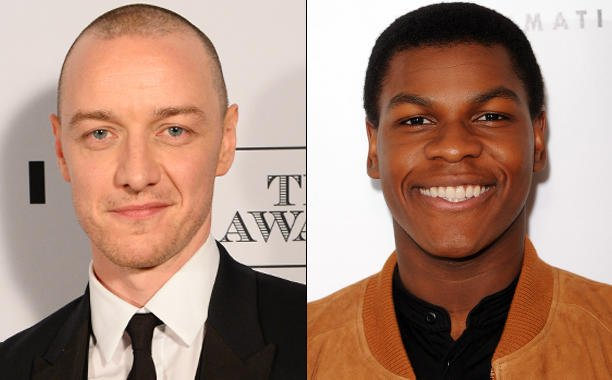 James McAvoy and @JohnBoyega are joining BBC and Netflix's 'Watership Down' miniseries: