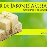 Taller de Jabones Artesanales, Domingo 1 de Mayo de 9am a 2pm #Cancún https://t.co/tB6cLK9Ufk https://t.co/CYLgk5KWWJ